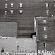The Windows Of Manhattan-1 Art Print