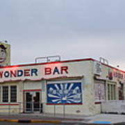 The Wonder Bar, Asbury Park Art Print