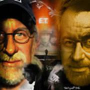 The World Of Steven Spielberg Art Print