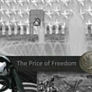 The World War II Memorial Art Print