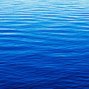 These Are Water Reflections In Lake Art Print