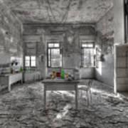 They Are All Gone - Se Ne Sono Andati Tutti Art Print
