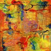 Thick Film Birefringence Art Print