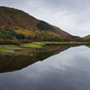 Thirlmere From A Low Altitude Art Print