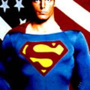 This Is Superman Art Print