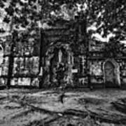 This Is The Philippines No.10 - San Juan Nepomuceno Church Art Print