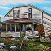 This Old House 2 Art Print