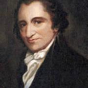 Thomas Paine, American Founding Father Art Print