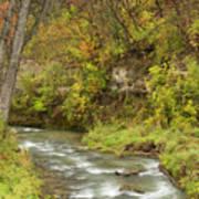 Thompson Creek Autumn 1 B Art Print