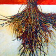 Thorn Zia Art Print