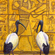 Thoth Art Print