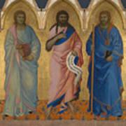 Three Saints Art Print