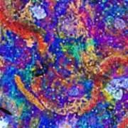 Three Space 15-20 Art Print