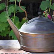 Thrift Store Teapot Art Print
