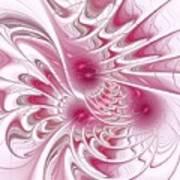 Through Rose-colored Glasses Art Print
