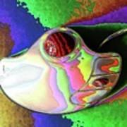 Thumb Mouse Art Print