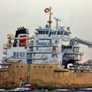 Thunder Bay Art Print