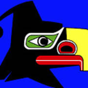 Thunderbird Art Print