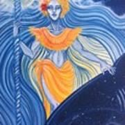 Tiavai Art Print