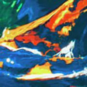 Tidal Forces Art Print