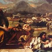 tiepolo15 Giovanni Battista Tiepolo Art Print