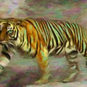 Save Tiger Art Print