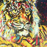 Tiger #2 Art Print