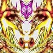 Tigress 2  Art Print