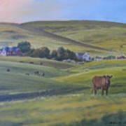 Till The Cows Come Home Art Print