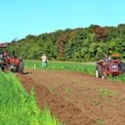 Tilled Soil   Art Print