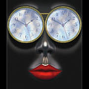 Time In Your Eyes Art Print