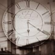 Time Is Infinite Art Print