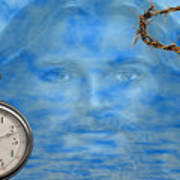 Time Is Ticking Art Print