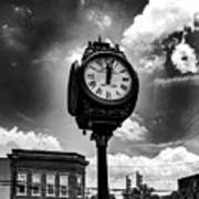 Time N Light Art Print