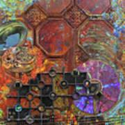 Time Passage I Art Print