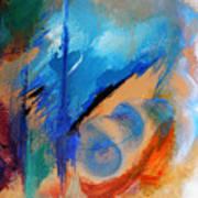 Time Spiral Art Print