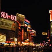 Time Square 1956 Art Print