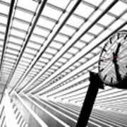Time To Go Art Print