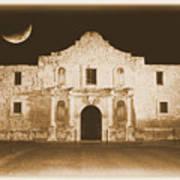 Timeless Alamo Art Print