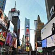 Times Square New York City Art Print