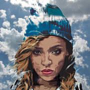 Tinashe Art Print