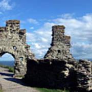 Tintagel Castle 2 Art Print