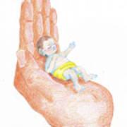 Tiny Life Of Lucas Fern Art Print