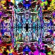 Tis World Tomorrow Art Print