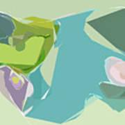 Tissue Paper Art Print