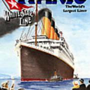 Titanic For My Wife Art Print