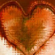 To Heart Art Print