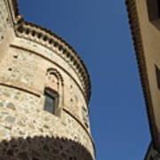 Toledo Castle II Art Print