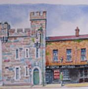 Toll House  Limerick Art Print