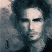Tom Cruise Art Print